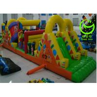 Quality Hot selling  outdoor obstacle course equipment  with 24months warranty GT-OBS-0510 for sale