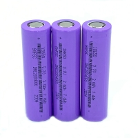 Quality ROSH 3.7V 2000mAh 18650 Lithium Ion Battery for sale