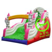 Quality 2016 hot sell  inflatable slide with 24months warranty GT-SAR-1629 for sale