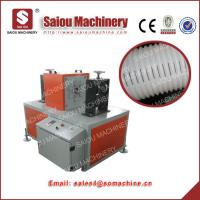Quality perforate unit for pvc single wall corrugated pipes for sale