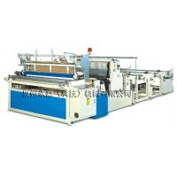 Quality PLC control perforating roll automatic toilet paper rewinding machine for sale