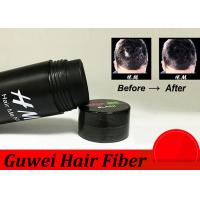 Quality Thinning Hair Concealer / Plant Hair Building Fiber Instantly MSDS FDA GMPC for sale