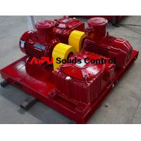 Quality Aipu solids high quality well drilling mud mixer on mud tank for sale for sale