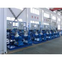 Buy Waste Engine Oil Purifier Separator Self Cleaning 50Hz / 60Hz 30000L/H at wholesale prices