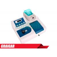 Buy UV754 Optical Instruments Built - In Printer / Single Beam UV Vis Spectrophotome at wholesale prices