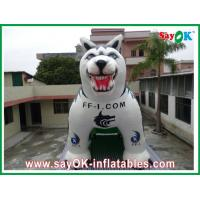 Quality Durable Inflatable Tent Oxford Cloth With Logo Printing Prevent Mosquito for sale