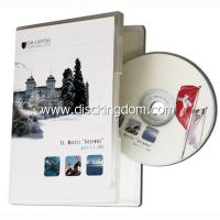 China Multiple DVD cover printed 1cd case music CD wholesale on sale