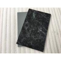 Buy Marble pattern Aluminum Composite Building Panels , ACM Aluminum Panels at wholesale prices