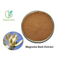 Quality 10%-98% Magnolol Magnolia Bark Extract Powder CAS 528-43-8 White Color for sale