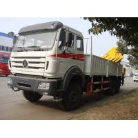 Quality North Benz 16ton truck with crane for sale