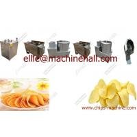 Quality Small Scale Potato Chips Production Line|Potato Chips Making Machine For Sale for sale