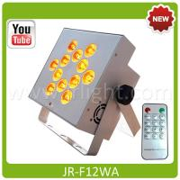 China 5 in 1 Battery Powered, Wireless DMX Flat LED Light on sale