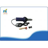 Quality Water Resistant Hot Air Welding Machine Light Weight With Leister Heat Gun for sale