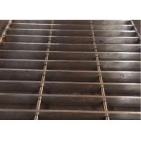 Quality Driveway Road Drainage Catwalk Steel Grating Anti Rust Excellent Bearing Capacity for sale