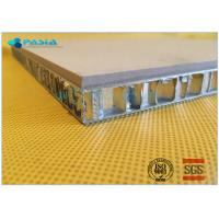 Quality Marble Stone Honeycomb Roof Panels Sound Insulation And Moisture - Proof for sale