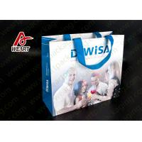 Quality Personalized Non Woven Shopping Bag For Retail Stores Matte Lamination Suface for sale