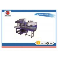 Quality Mineral Water Auto Shrink Wrap Packaging Machine Packing Speed 2 - 5pcs / Minute for sale