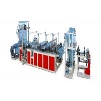 Quality Eco Friendly Carry Bags Manufacturing Machine , Plastic Pouch Making Machine RDL-900 for sale