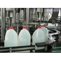 Quality 500ML Bottled Water Filling Machines For Mineral Water And Sparkling Water for sale
