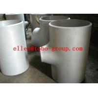 Quality carbon A860 and stainless 316L composite Elbow tee fittings from China carbon A860 and s for sale