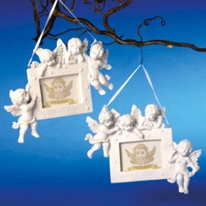 Quality Resin Christmas frame for sale