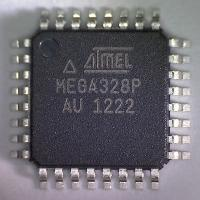Quality Microcontroller DIP28 QFP32 Flash IC Chips ATMEGA328P-AUATMEGA328P-PU PMIC Type for sale