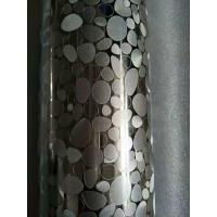 Quality Anti - Corrosive Embossed Roller For Wall Paper / Plastic / Sheet , Leather Embossing Roll for sale