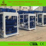Quality QT4-25 cement block machine/hollow block machine/paving block machine for sale