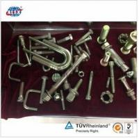 Quality Special Fastener Odd Shaped Fastener Parts for Fastening System for sale