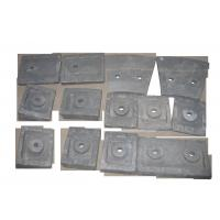 Quality High Cr Cast Wear Resistance Parts Iron Mill Liners  OEM Impact Value More than AK5J for sale