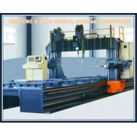 China Gantry type CNC Heavy steel beam drilling machine for sale