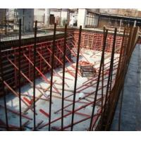 China Q235 cold rolled steel Metal Formwork System , concrete formwork with high frequency welding on sale
