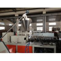 China Professional PVC Edge Band Sheet Production Line 0.5 - 2mm Sheet Thickness on sale