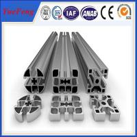 Quality industrial profiles aluminum manufacturer, produce t slot aluminum extrusion for industry for sale