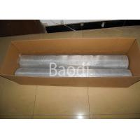 China High Strength Retractable Fly Screens , Anti UV Window Screen Roll 500 - 3000 Mm on sale