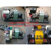 Quality Cable bollard winch ,Cable Drum Winch,Cable pulling winch for sale