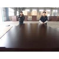 China Shandong Linyi factory price 18mm melamine plywood film faced plywood poplar/ low price birch plywood on sale