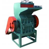 Quality Recycling Waste Plastic Crusher Machine Plastic Bottle Crushing Machine for sale