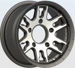 Quality Polished Car Wheel, 15 Inch Alloy Wheels 5 Hole 15x7.0 for sale
