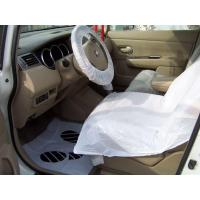 Quality Seat Cover -plastic Seat Cover To Keep New Car Clean for sale