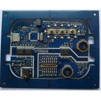 Quality Custom PCB Single Sided Circuit Board Assemblies For Car Alarm System for sale