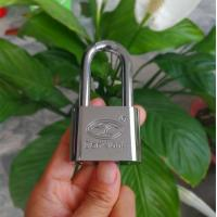 Quality S.S.304 Padlock 50mm Independent, Waterproof, Anti-prying, Anti-rust Open Padlock for sale