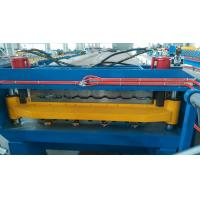 Buy cheap High Quality Roofing Forming Machine / Corrugated Roof Roll Former / Corrugated from wholesalers