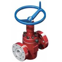 Quality Wellhead Assembly Parts API 6A 2-1/16 5000psi PSL3 PR1 DD Gate Valve from Shanghai RuiTou for sale