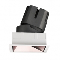 Quality Water Resistant Square 40W 3600lm Residential LED Lighting for sale