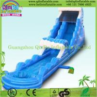 China Hot sale inflatable slide combo, giant inflatable water slide for sale on sale