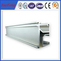 Buy Solar panel mounting aluminum rail, solar system bracket,Solar Mounting Rail for Roof at wholesale prices