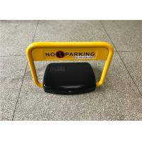 Quality Solar Energy Intelligent Parking Lock Device With Long Rocker  , 180 Degree Series for sale