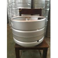 Quality Automatic Welding Stainless Steel 20L Beer Keg Europe standard, 285mm Height for sale