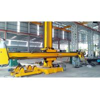 Quality Motorized Wind Tower Welding Column And Boom Joint Welding Roller / Positioner for sale